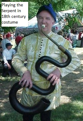 Playing the serpent